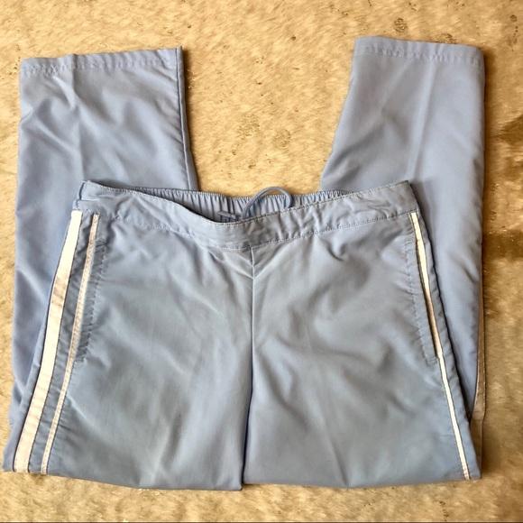 adidas Pants - Vintage Adidas Pants Small Womens Tracksuit Blue 4